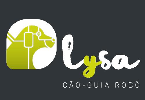 Lysa, a Cão-guia Robô